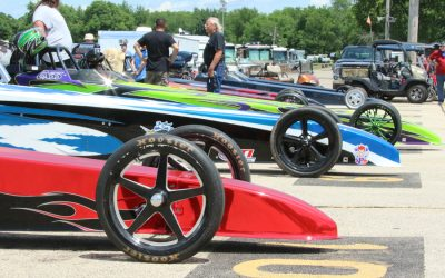 Firecracker Bracket Nationals: Door Car Class Sold Out, Limited Number of Dragster Entries Available
