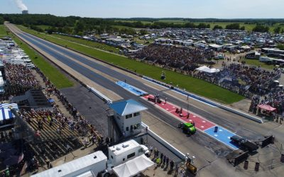 Byron Dragway is Offering Small Businesses a Boost in 2021