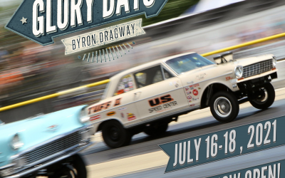 Racer Registration Now Open for Glory Days Vintage Drag Race