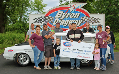 2020 Class Champions, Top Performers Will Be Awarded at Byron Dragway