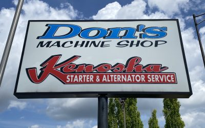 Don's Auto Parts & Machine Shop Expands its Support of Byron Dragway in 2021
