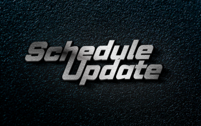 SCHEDULE UPDATE: Test & Tune Added for May 16th