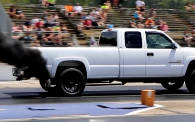 Diesel Drags Take Center Stage This Saturday, October 30th